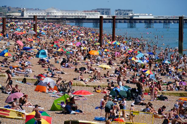 Heatwave will end with thunderstorms and rain