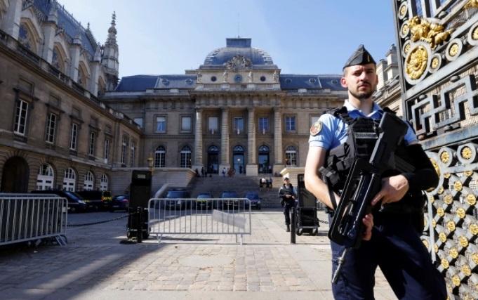 Security high in Paris as biggest trial begins over 2015 attacks