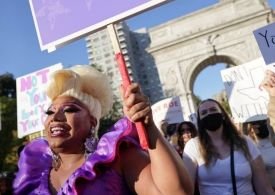 Abortion rights news: Thousands attend rallies across US today