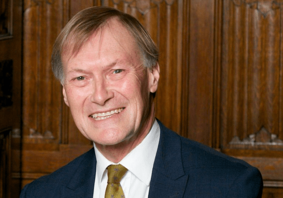 Conservative MP stabbed to death in Essex- Sir David Amess