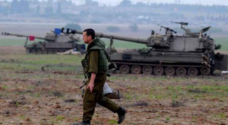 Israeli forces infiltrate Palestinian land in southern Gaza Strip