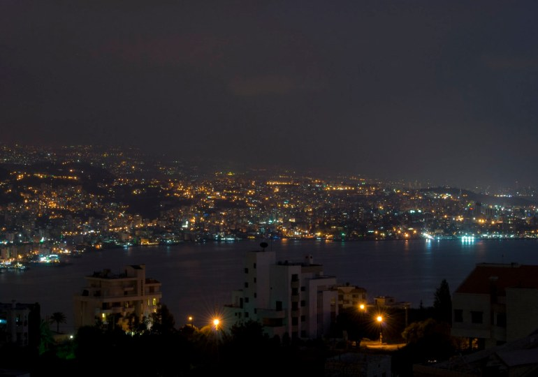 Lebanon News - Darkness in Lebanon - The country is without electricity