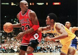 Michael Jordan's trainers sell for record $1.47m