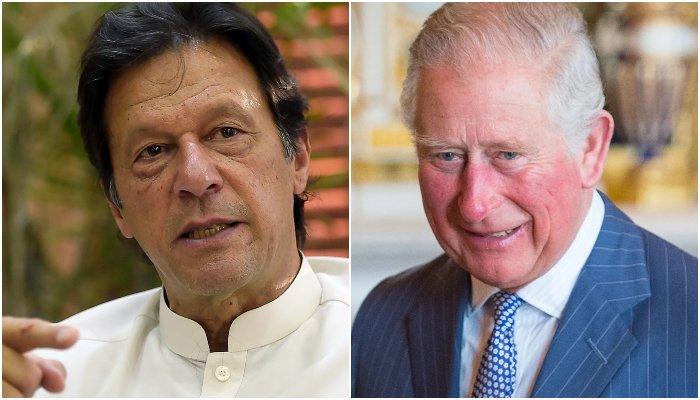 Prince Charles & Pakistani PM Imran Khan discuss climate change