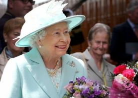 The Queen will open the Scottish parliament today at 11 AM