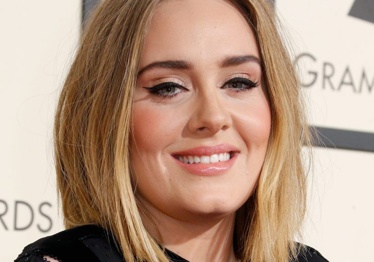 Adele lost 100lbs by working out three times a day in secret due to her anxiety