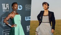Billy Porter takes credit for men wearing dresses says Harry Styles 'doesn't care'