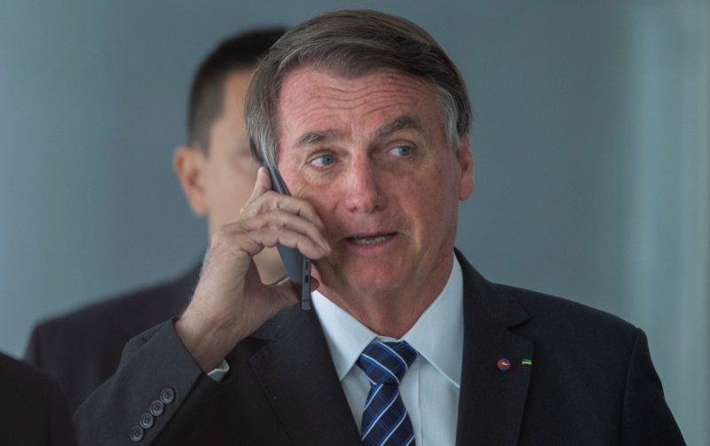 Charge Bolsonaro with murder over Covid toll, draft Brazil senate report says
