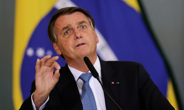 Bolsonaro must be held criminally responsible for assault on the Amazon, say activists
