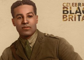 Orphaned football pioneer was British Army's first black officer and died a hero