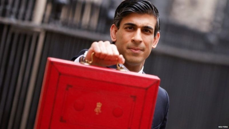 Budget 2021: NHS in England to receive £5.9bn to reduce backlog