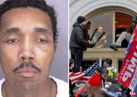 Black man given longest sentence over Capitol riots even though he didn't go
