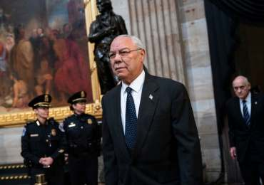Colin Powell – latest: Tributes paid as first Black secretary of state dies from Covid complications