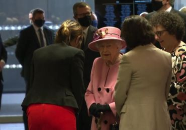 COP26: Queen 'irritated' by leaders who 'talk but don't do' on climate