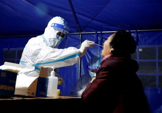 China warns of further spread in latest COVID-19 outbreak