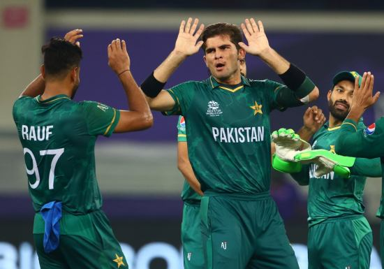 T20 World Cup: Pakistan record historic 10-wicket victory over India