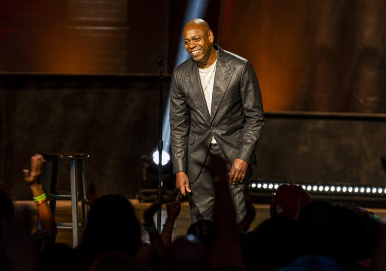 Dave Chappelle's comedy isn't 'transphobic' – except to the Twitter police