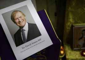 MPs set to be offered private security guards at surgeries after David Amess murder