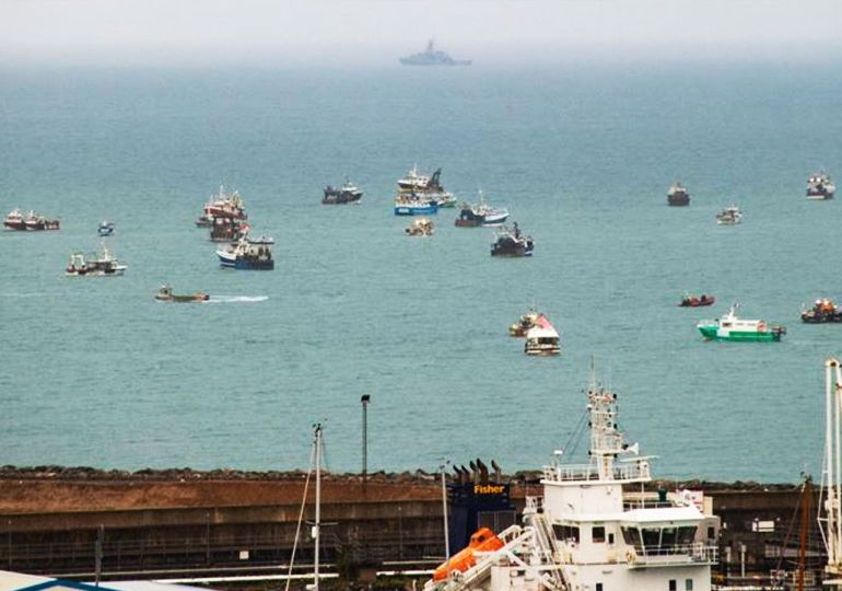 France threatens to cut off UK's energy again in new fishing row