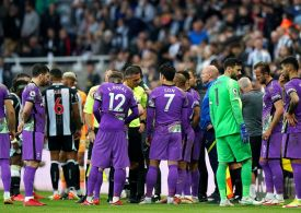 Tottenham star Sergio Reguilon opens up on conversation with referee after fan collapsed in Newcastle crowd