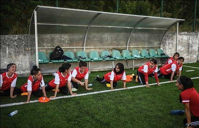 Afghan girls football team will be allowed to resettle in UK after fleeing Taliban