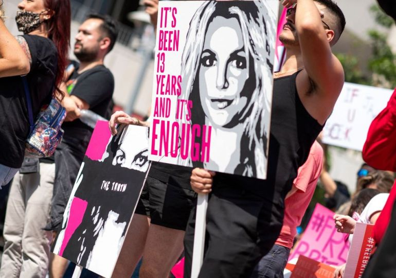 Britney Spears thanks fans for long campaign against her conservatorship