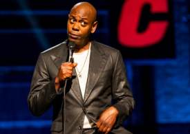 'I'm team Terf': Dave Chappelle under fire over pro-JK Rowling trans stance in latest Netflix Special