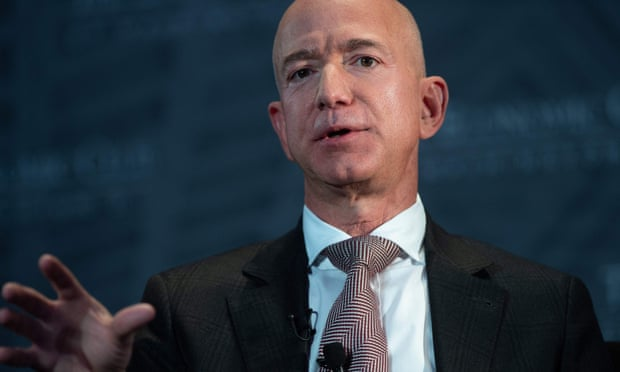 Jeff Bezos's space flight firm 'rife with sexism', employees' letter claims