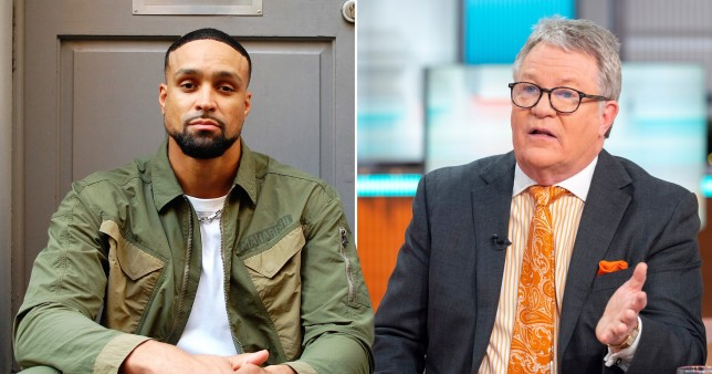 Jim Davidson storms off amid heated racism clash with Ashley Banjo in new ITV documentary