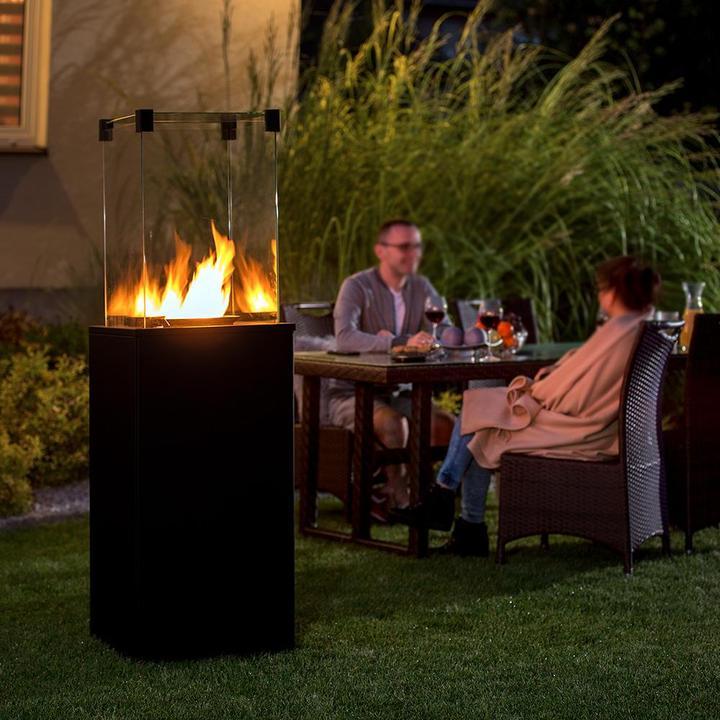 kratki-patio-gas-heater-steel-black-manual-control-free-decorative-stones