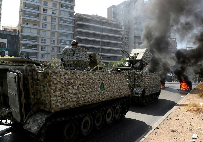 Beirut war zone - 'Most serious and intense battle in years'