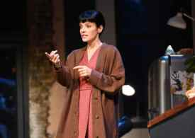 BBC drama bosses want to turn Lily Allen into a TV star after stage show success