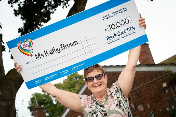 Lottery winners recall how they got the news as The Health Lottery turns 10