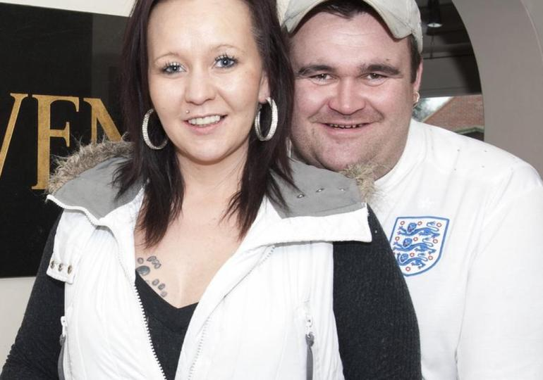 Lotto lout Michael Carroll who blew £9.7Million fortune remarries ex-wife who left him over orgies with prostitutes