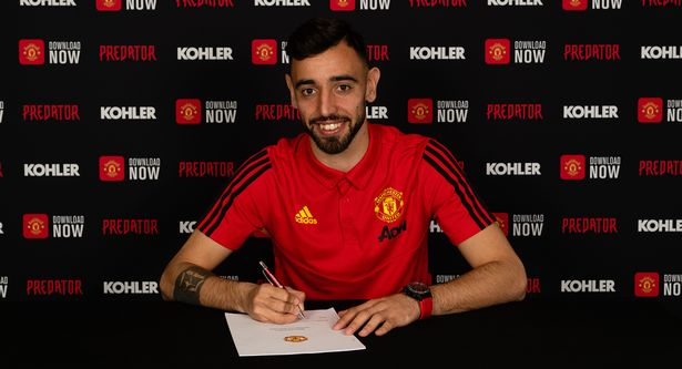 Man Utd star Bruno Fernandes involved in private talks with January transfer possible