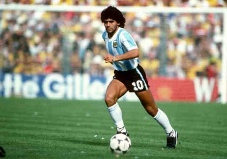 Video adds weight to claim Maradona 'trafficked' 16-year-old girl and kept her at hotel