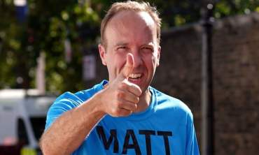 Matt Hancock appointed UN special envoy to help Covid recovery in Africa
