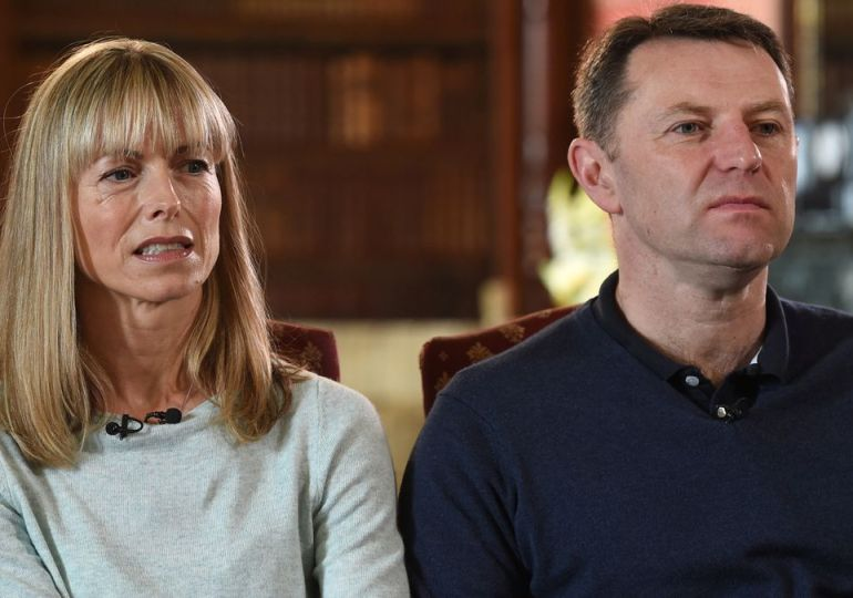 Madeleine McCann's parents break silence and admit fears over prime suspect