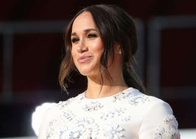 Meghan pleas for paid parental leave after being 'overwhelmed' by Lilbet's birth