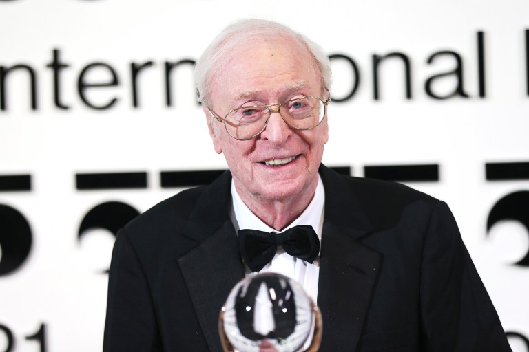 Michael Caine: Brexit voter 'thought Boris Johnson was great' but is now 'very disappointed' in Prime Minister