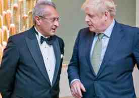 Pandora Papers: Tory donor Mohamed Amersi involved in telecoms corruption scandal