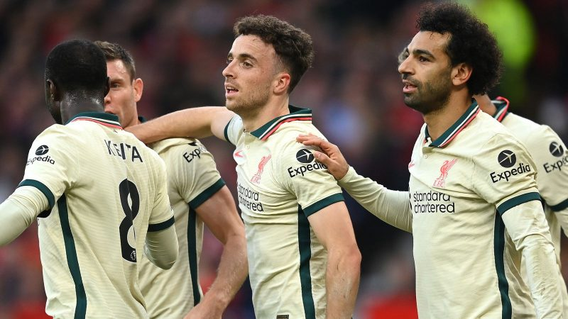 Man Utd 0-5 Liverpool: Mohamed Salah hits hat-trick and Paul Pogba sees red in shambolic Man Utd show to pile pressure on Ole Gunnar Solskjaer