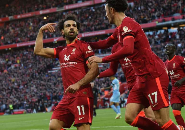 Mohamed Salah's genius sets him apart as the best player in the Premier League and a Liverpool great
