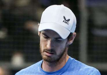 Andy Murrray beaten by world number 14 at European Open in Antwerp