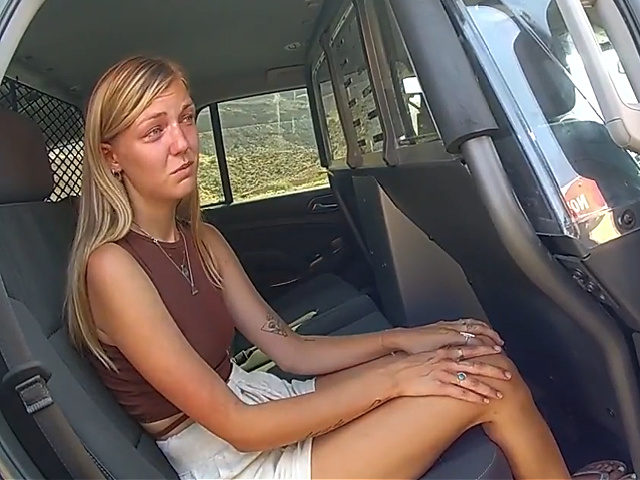 New bodycam footage shows Gabby Petito telling Moab police boyfriend hit her