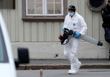 Suspect in Norway bow-and-arrow attack was flagged for radicalisation