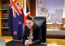 Britain, New Zealand strike free trade deal, including haka clause