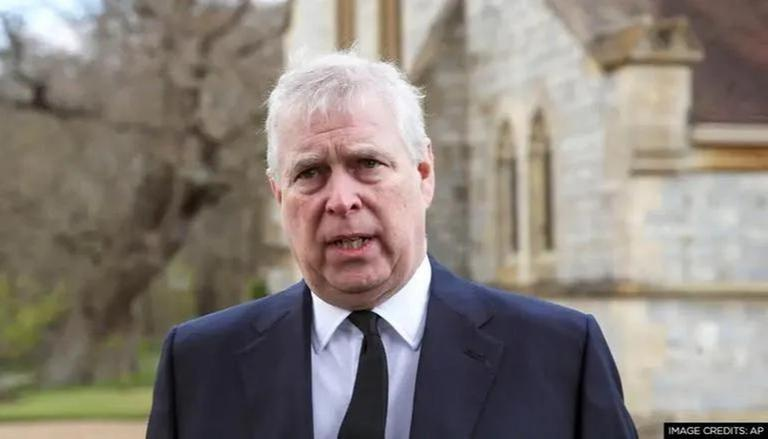 Prince Andrew to receive Epstein-Giuffre agreement
