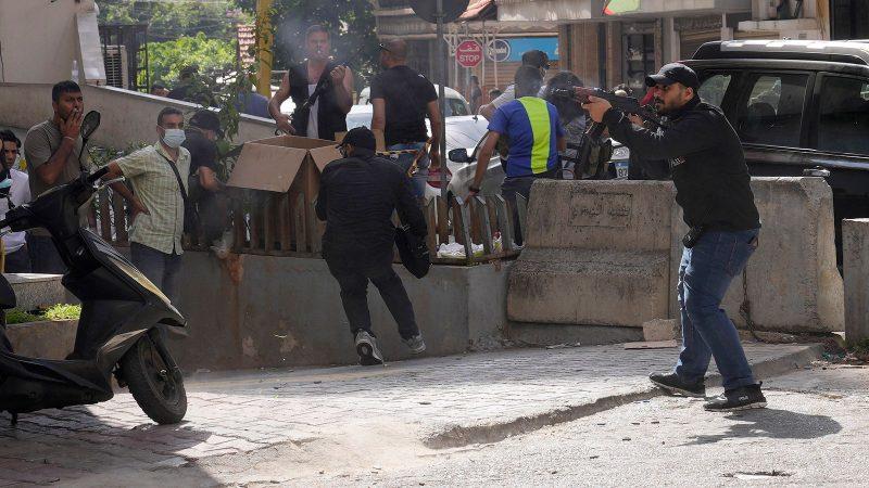 Lebanon UN calls for 'restraint'