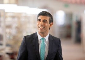 Rishi Sunak explains the change to contactless payment that will affect everyone in the UK